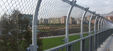 Steel Fence Systems